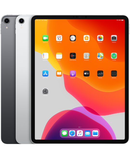 Original Apple iPad Pro 12.9 inch Display Screen A12X Tablet 256G + Cellular Network Support Apple Pencil Apple Authorized