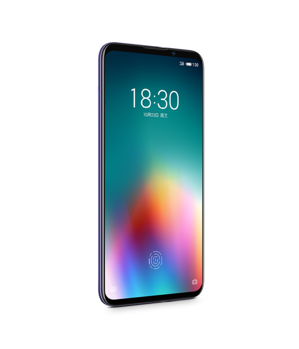 New Arrival Meizu 16T VOLTE 4G LTE 6G 128GB ROM Snapdragon 855 Octa Core 6.5-inch full-edge display | Snapdragon 855 flagship processor | 4500mAh endu