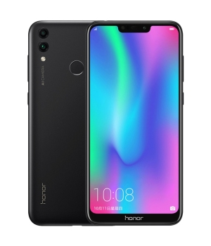 Original Honor 8C 3 Slots Face ID 6.26 inch 4GB 32GB Dual 4G, 4GB+32GB smartphones,Built in 4000mAh high capacity battery