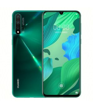 "Original Huawei nova 5 Pro Kirin 980 6.39"" Dual SIM 4 Rear Carema 8GB 256GB 6.39 inch Quad Rear Cameras smart phone"