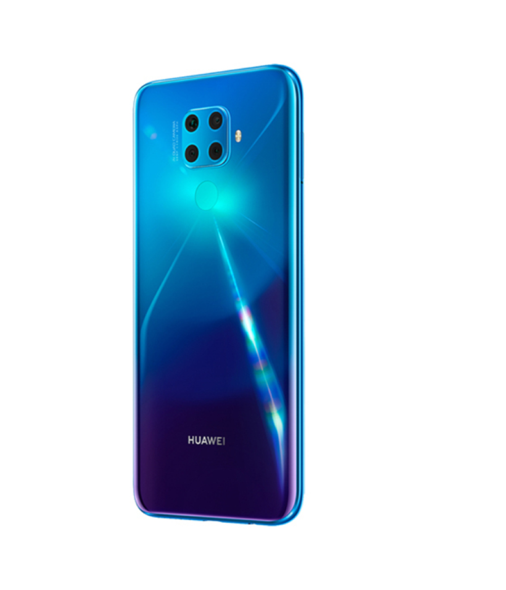 Hot Selling Explosion] HUAWEI nova 5z 6GB + 64GB Full Netcom Edition (Emerald Cold) Kirin 810 chip 48 million AI four cameras 32 million