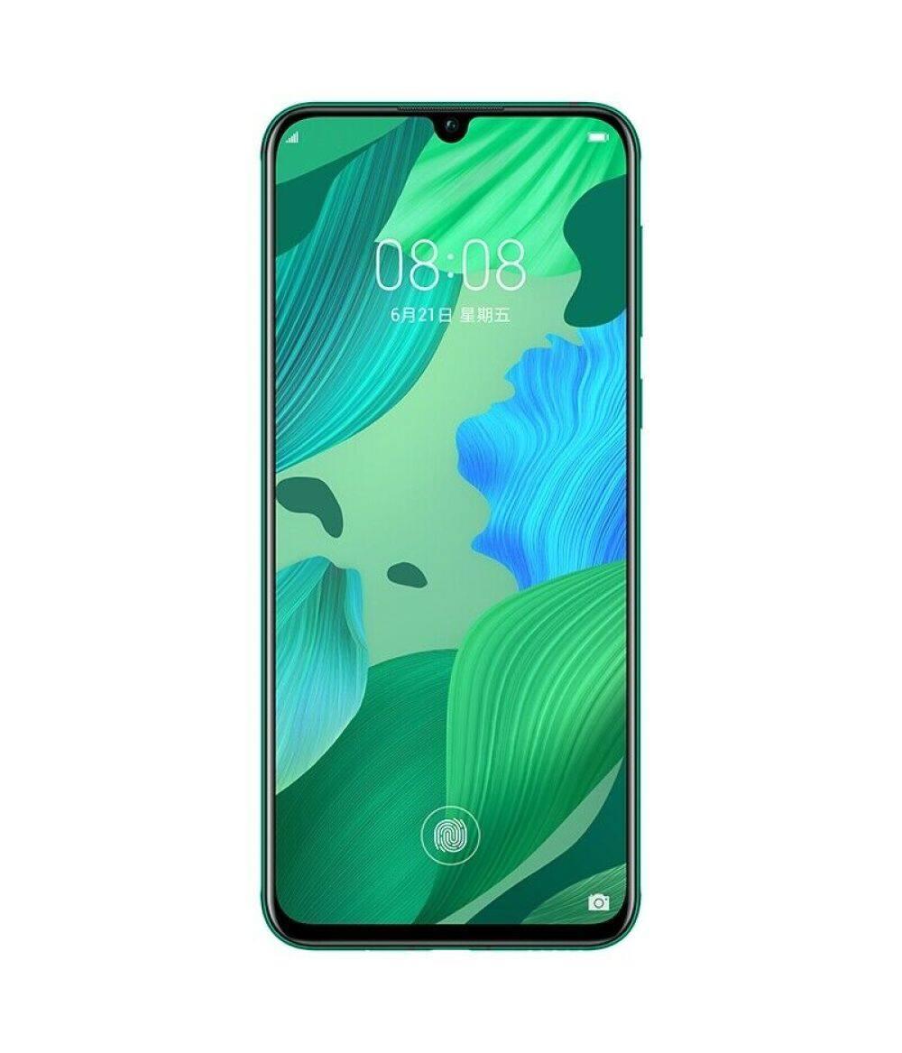 "Original Huawei nova 5 Pro Kirin 980 6.39"" Dual SIM 4 Rear Carema 8GB 256GB 6.39 inch Quad Rear Cameras smart phone"