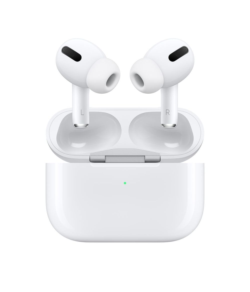 100% Apple Original Apple AirPods Pro Headsets Active noise cancellation for immersive sound, Sweat and water resistant, Free shipping worldwide