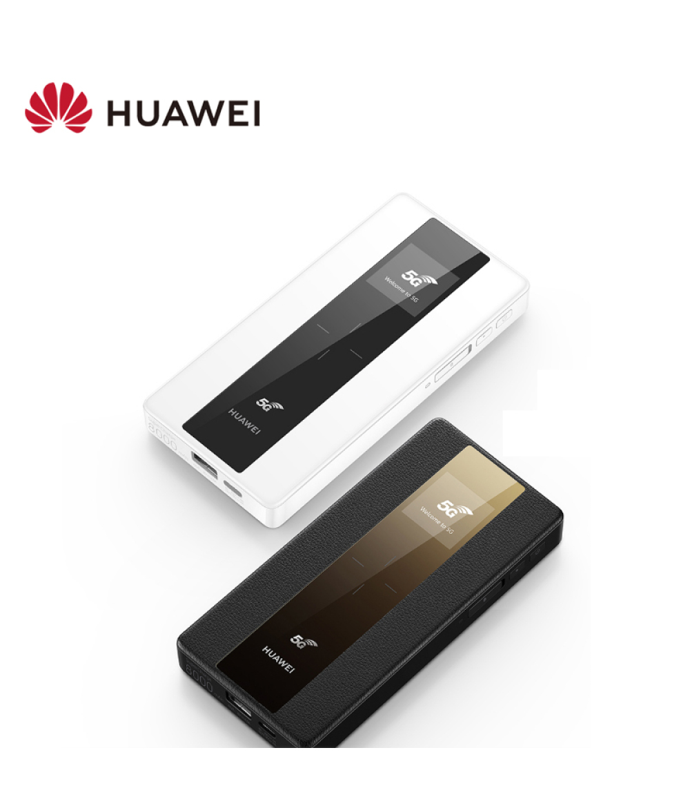Original Huawei 5G Mobile WiFi Pro E6878-370 Hotspot wireless Access Point Mobile WiFi E6878-870 NA and NSA modes 5G Dual Mode Full Netcom