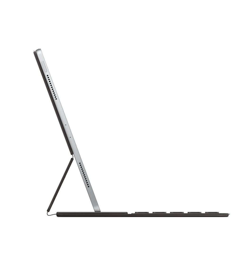 This is a brand new, iPad Pro 11-inch (2nd generation) keyboard-style smart double-sided clip-American English