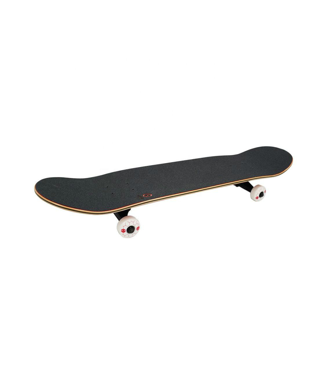 Original New B1 Skateboard Acton Double Rocker Skateboard 7-Layer Aluminum Alloy Skate Board 80x20 cm Suitable for teenagers