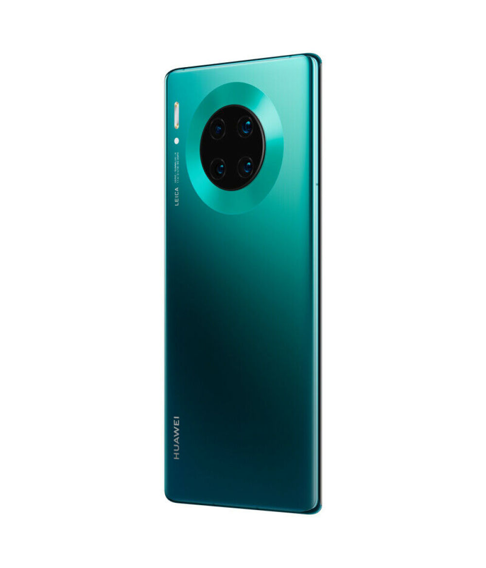 Huawei Mate 30 Pro 5G Hisilicon Kirin 990 Octa Core 6.53 inch FHD+ 2400 x 1176P Android 10 Smartphone 8GB RAM 128GB/256GB/512GB ROM Dual SIM 4 Real Camera NFC Fingerprint CN Version Smartphone