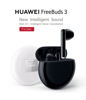 HUAWEI Freebuds 3 Wireless Headsets TWS Bluetooth Earphone TWS Bluetooth Earphone Active noise reduction true Wireless Sport Earphone play 20 hours