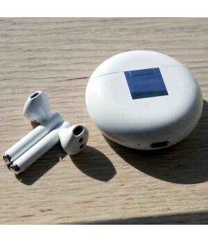 HUAWEI Freebuds 3 Wireless Headsets TWS Bluetooth-Kopfhörer TWS Bluetooth-Kopfhörer Aktive Geräuschreduzierung True Wireless Sport-Kopfhörer spielen 20 Stunden