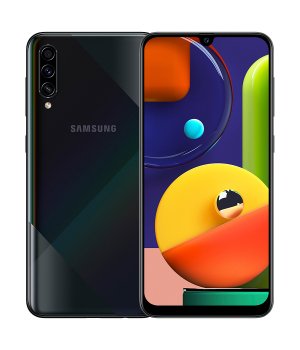 "Samsung Galaxy A50S LTE Smartphone 6.4"" FHD+ Super Infinity U-display 6GB 128GB Octa-Cor 48MP 4000mAh Battery NFC Cellphone"