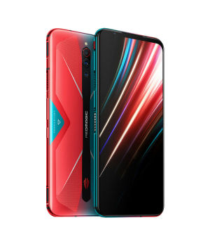Stock Original Red Magic 5G Gaming Mobile Phone Android 10 Snapdragon 865 Red Magic 6.65''AMOLED Turbo 64MP Fingerprint 4500mah HDMI