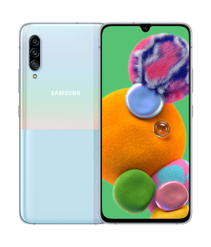 New Samsung Galaxy A90 5G SM-A9080 6.7 Snapdragon 855 8GB RAM 128GB 48MP Triple Camera 4500mAh NFC 5G