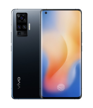 2020 New Product Original VIVO X50 Pro + 5G Version 8GB+128GB Snapdragon 865 6.56inch 120Hz 2376x1080P Camera 44W 4350Mah AOMLED 50MP Dual Mode 5G Full Netcom Smart Phone
