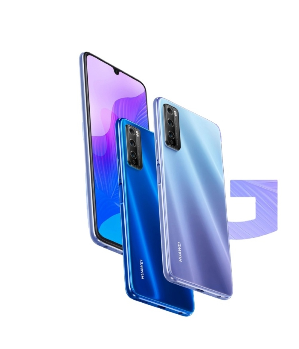 NEW Original Huawei Enjoy 20 Pro 5G DVC-AN20, 6.5 inch 48MP Camera 6GB 128GB 4000mAh China Version huawei 5G Smart Mobile Phones