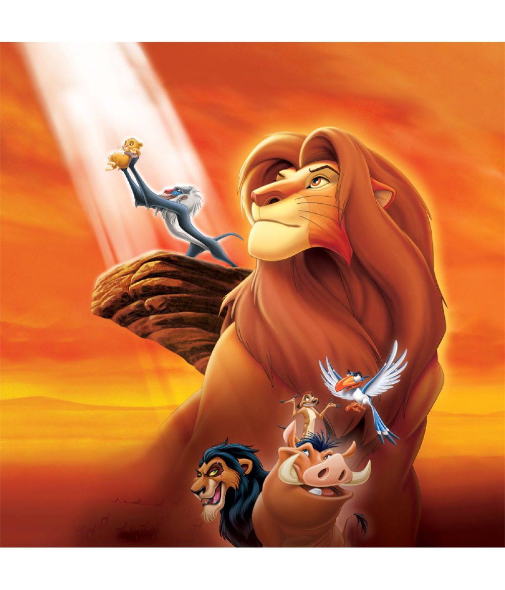 100% brand new sealed THE LION KING TRILOGY: 3DVD -MOVIE COLLECTION Animated Disney Movie Collection