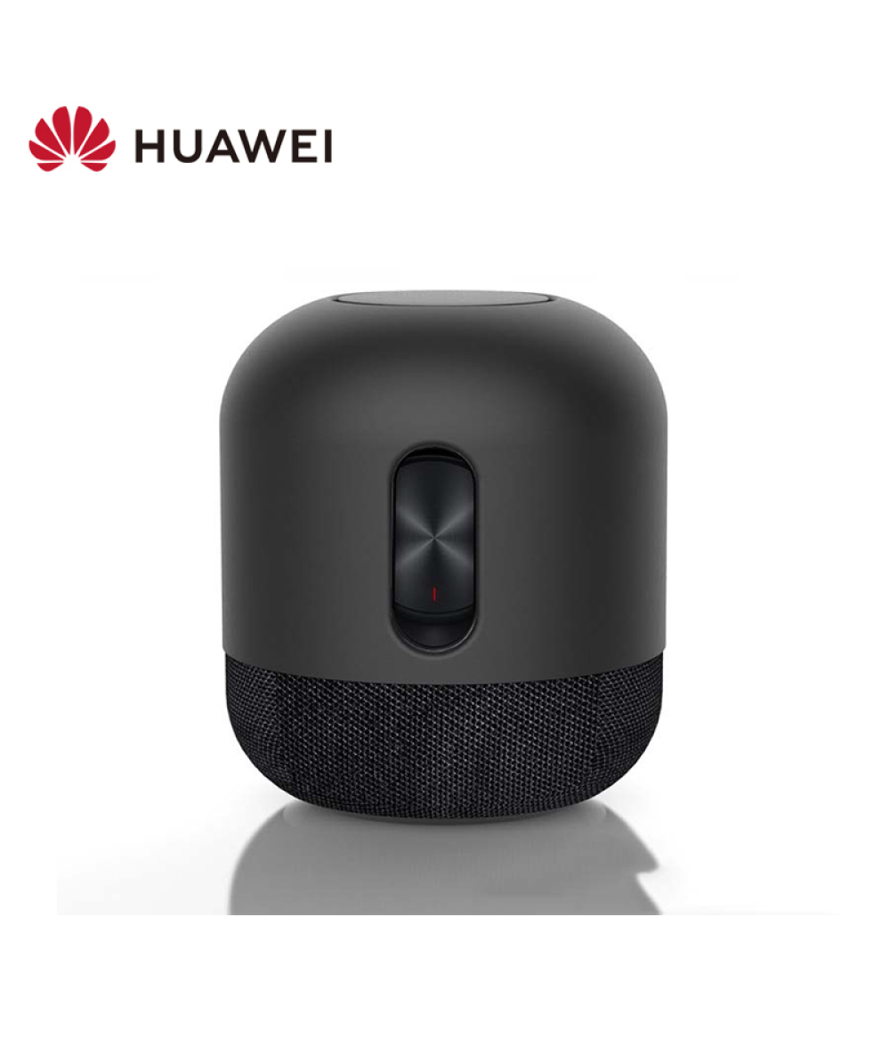 HUAWEI Sound X Smart Speaker (Platinum Edition) Dewar 60W Dual Subwoofer Hi-Res Lossless Sound Quality One Touch Sound Transmission Smart Space Perception Vibration Balance Technology Massive Sound Source Rich Content