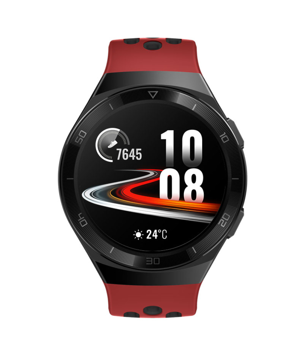 [New product launch] HUAWEI WATCH GT 2e Vitality (Mint Green) Two-week battery life Hundreds of sports types Music playback Colorful dial Huawei Smart Watch