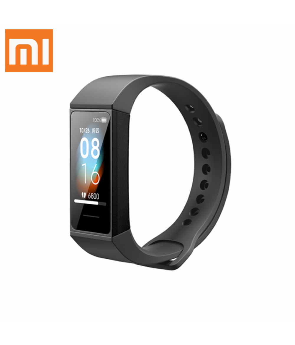 "100% Original & Brand New Global Version Xiaomi Band 4C Smartband Fitness Tracker 1.08"" Color Screen BT5.0 USB Charging Bracelet"