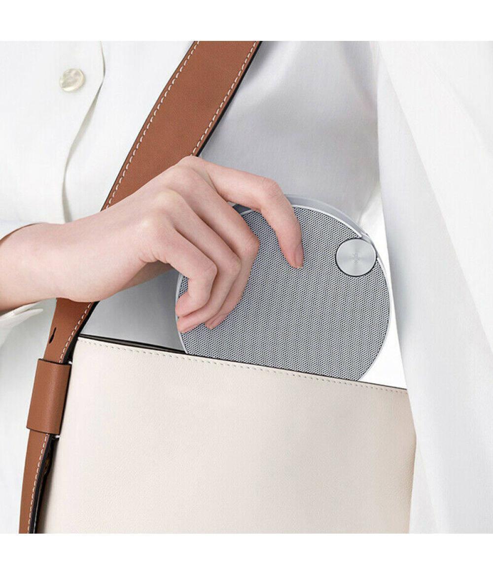 HUAWEI FreeGO Portable Bluetooth Speaker (Haoyue Silver)