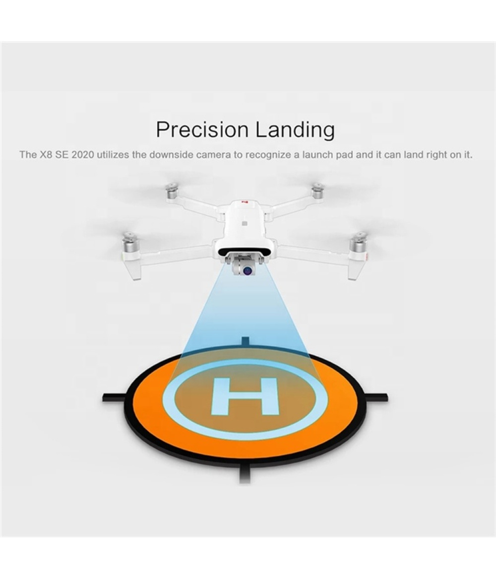 FIMI X8SE drone HD 4K FPV Camera Drone 3-Axis Gimbal 8KM control GPS 4K Camera HDR GPS aerial quadcopter X8SE 2020 International Express carrier