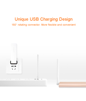 Xiaomi WIFI Repeater 2 Universal Repitidor Wi-Fi Extender 300 Mbps Extende Signal Wireless Router Amplifier Universal Repitidor