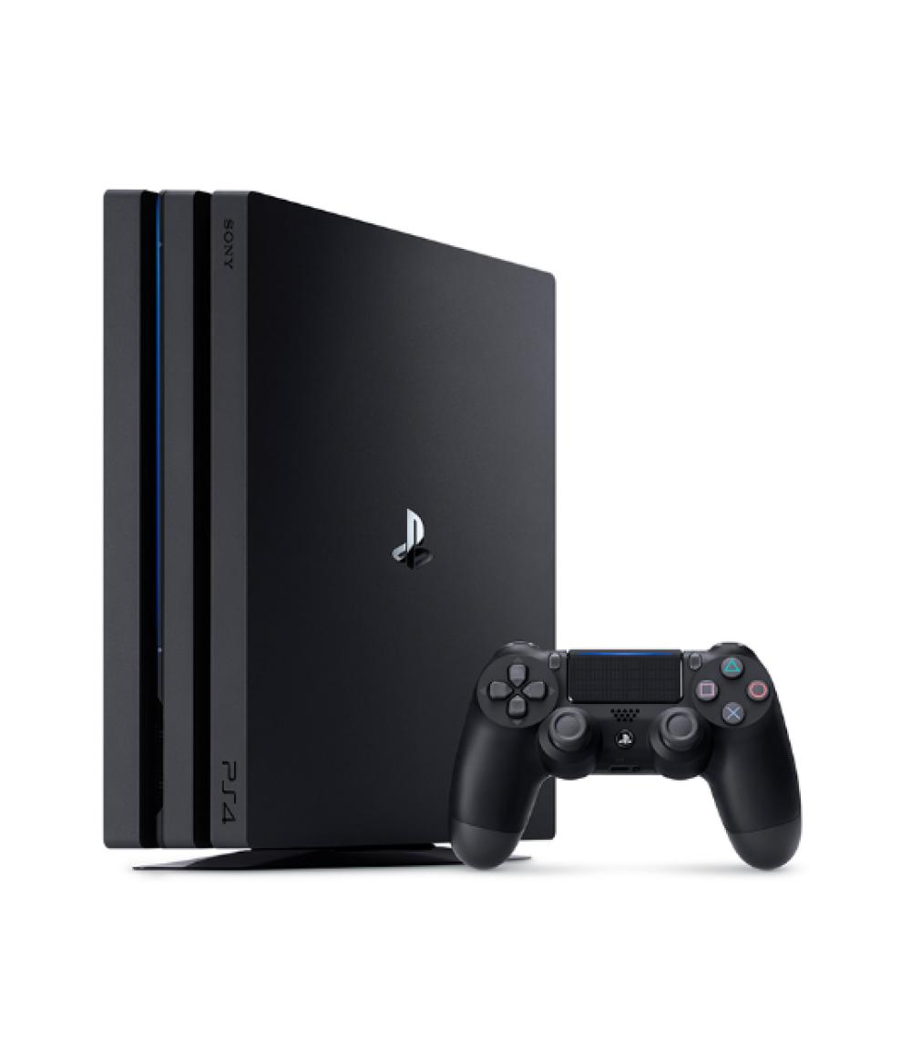 100% оригинал SONY PlayStation 4 Pro 1 ТБ черный Бесплатная быстрая доставка Абсолютно новая фабрика 4K видеоигра консоль запечатанная