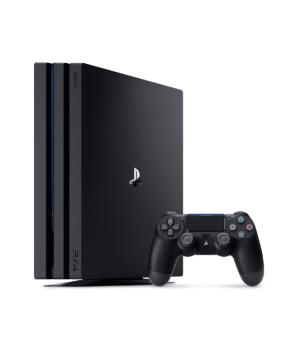 100% Original SONY PlayStation 4 Pro 1TB black Free Fast Shipping Brand New Factory 4K Video Games Console Sealed
