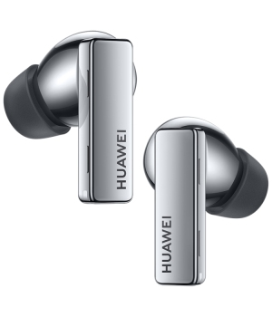 In Stock HUAWEI FreeBuds Pro true wireless headset (frost silver) active noise reduction, vocal transmission, fast charge and long battery life