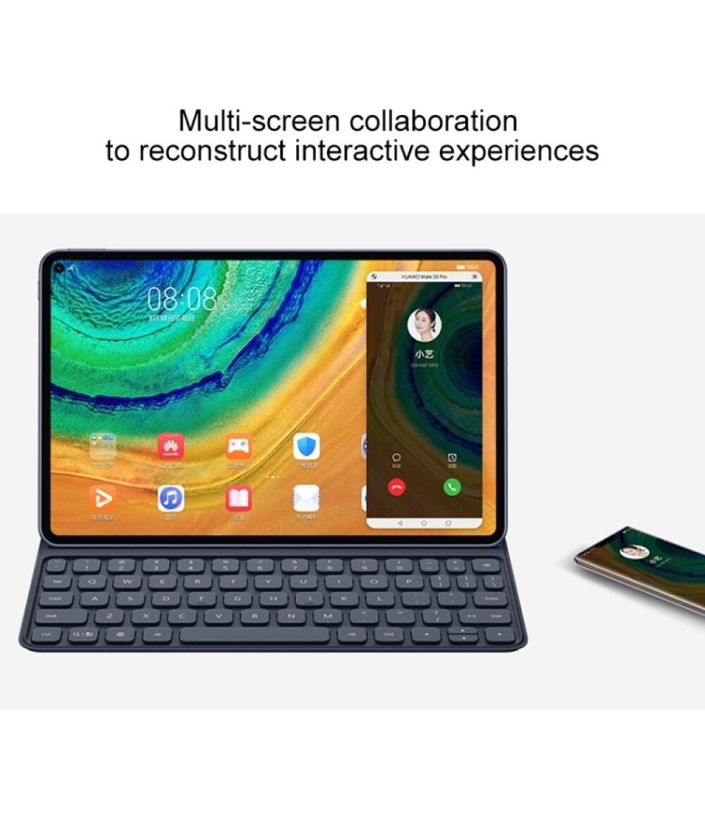 HUAWEI MatePad Pro 10.8 inches LTE 8GB 256GB Android 10 Kirin 990 Octa Core 2560x1600 IPS 7250mAh GPS Google play Tablet PC