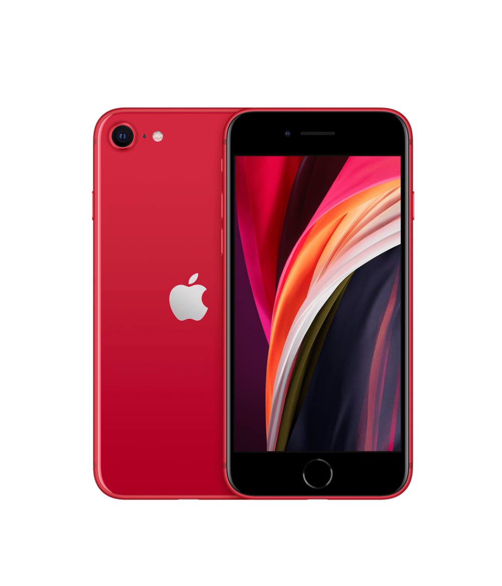 Global Version New - Apple iPhone SE 4.7-inch (256GB) A13 Bionic chip Touch ID 12MP Wide camera iOS 13 Built-in GPS smartphone