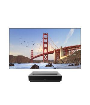 Xiaomi Fengmi L176FCN Laser Projector TV 4K UHD 3D dual wifi wtih 2GB+64GB 1700ANSI ALPD 3.0