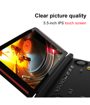 """Powkiddy X18 Android Handheld Video Game Console 5.5 """"IPS"""