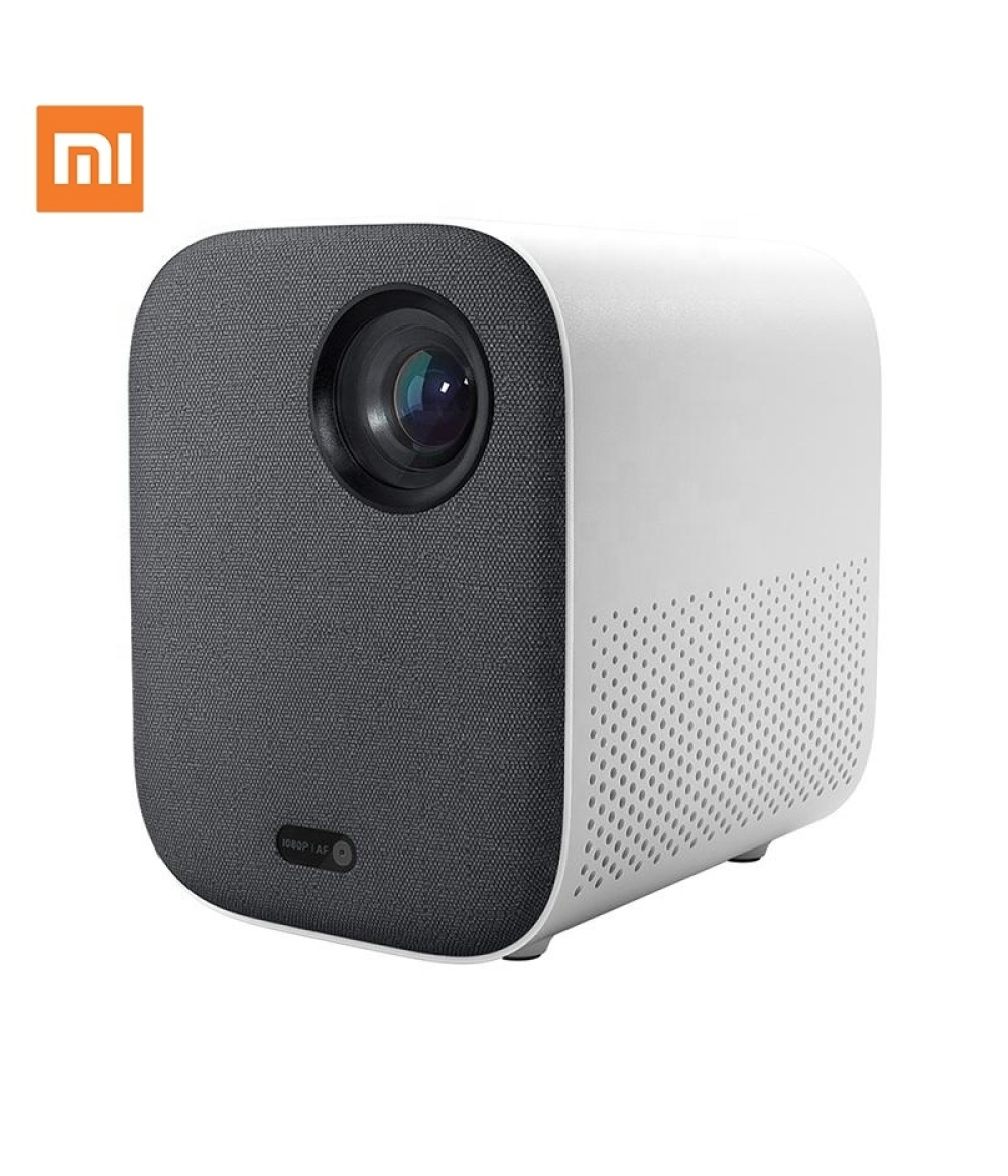 Xiaomi Mijia Mini Projector DLP Portable 1080P 500ANSI Support 4K HDR10 2.4G/5G Video 3D WIFI