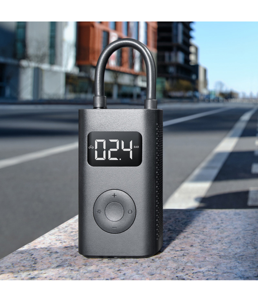 Xiaomi Mijia Inflatable treasure Portable Smart Digital Tire Pressure Detection Electric Inflator Pump