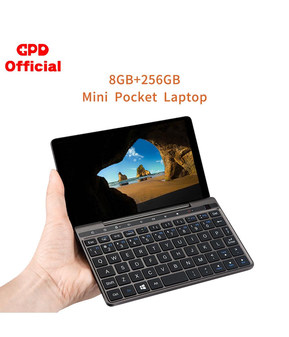 Оригинальный новый GPD Pocket 2 8 ГБ 256 ГБ 7-дюймовый тонкий ноутбук игровой мини-ПК компьютер нетбук процессор Intel Celeron 3965Y система Windows 10