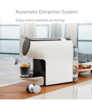Xiaomi MIJIA SCISHARE Smart Coffee Machine 9 Level Coffee Machine Preset Compatible With Multi-brand Capsules