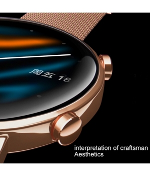 original Huawei Watch GT 2 Smart watch Can Talk Blood Oxygen Tracker Music Player Watch For Android IOS