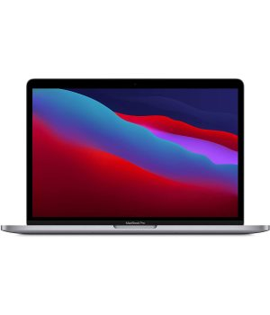 The new Apple MacBook Pro with Apple M1 chip (13 inches, 8GB RAM, 256GB SSD storage)-Space Gray (the latest model) apple macbook