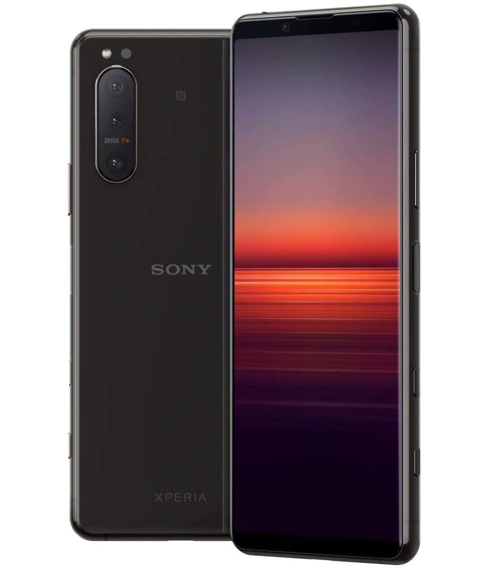 Sony Xperia 5 II 5G mobile phone Qualcomm SM8250 Snapdragon 865, 6.1-inch 21:9 120Hz OLED screen Game support Mirrorless technology Free shipping