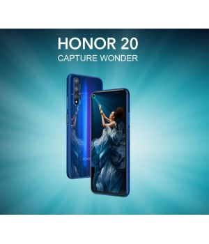2019 New Arrival Original HONOR 20 Pro 6.26'' 8GB 128GB Kirin 980 Octa Core 4000mAh 32MP Camera Android 9.0 Support NFC Google play GPU Turbo3.0