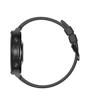 [ECG Model] HUAWEI WATCH GT 2 Pro ECG Model Obsidian Black (46mm) Two-week battery life ECG monitoring Sapphire mirror Titanium alloy body Ceramic back case Bluetooth call smart watch