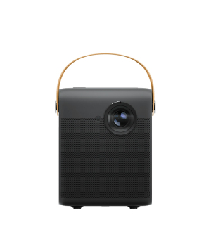 Xiaomi Fengmi Smart M055FCN Home Theater Side Projector TV Full HD 1080P 550ANSI Lumens Android Support 4K 3D mini led projector for private party