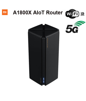 2020 Xiaomi AX1800 Router 5 Core Wifi VPN Dual-frequency 256MB 2.4G 5G Full Gigabit OFDMA Repeater Signal Amplifier PPPoE