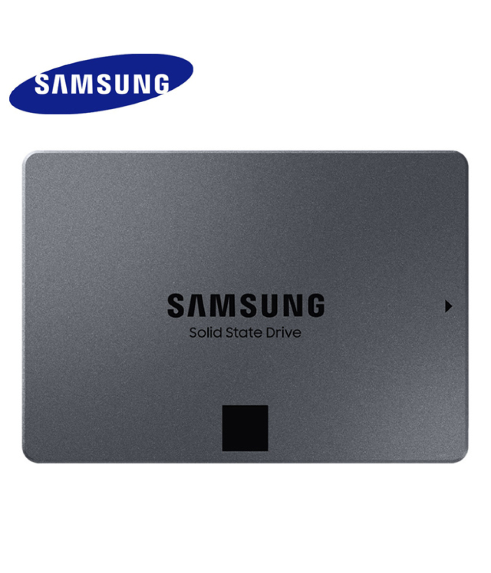 In Stock SSD 860 QVO 1TB 2TB Internal Solid State Disk HDD 2.5 Hard Disk SSD SATA 1 TB Solid State Drive 550MBs for laptop computer