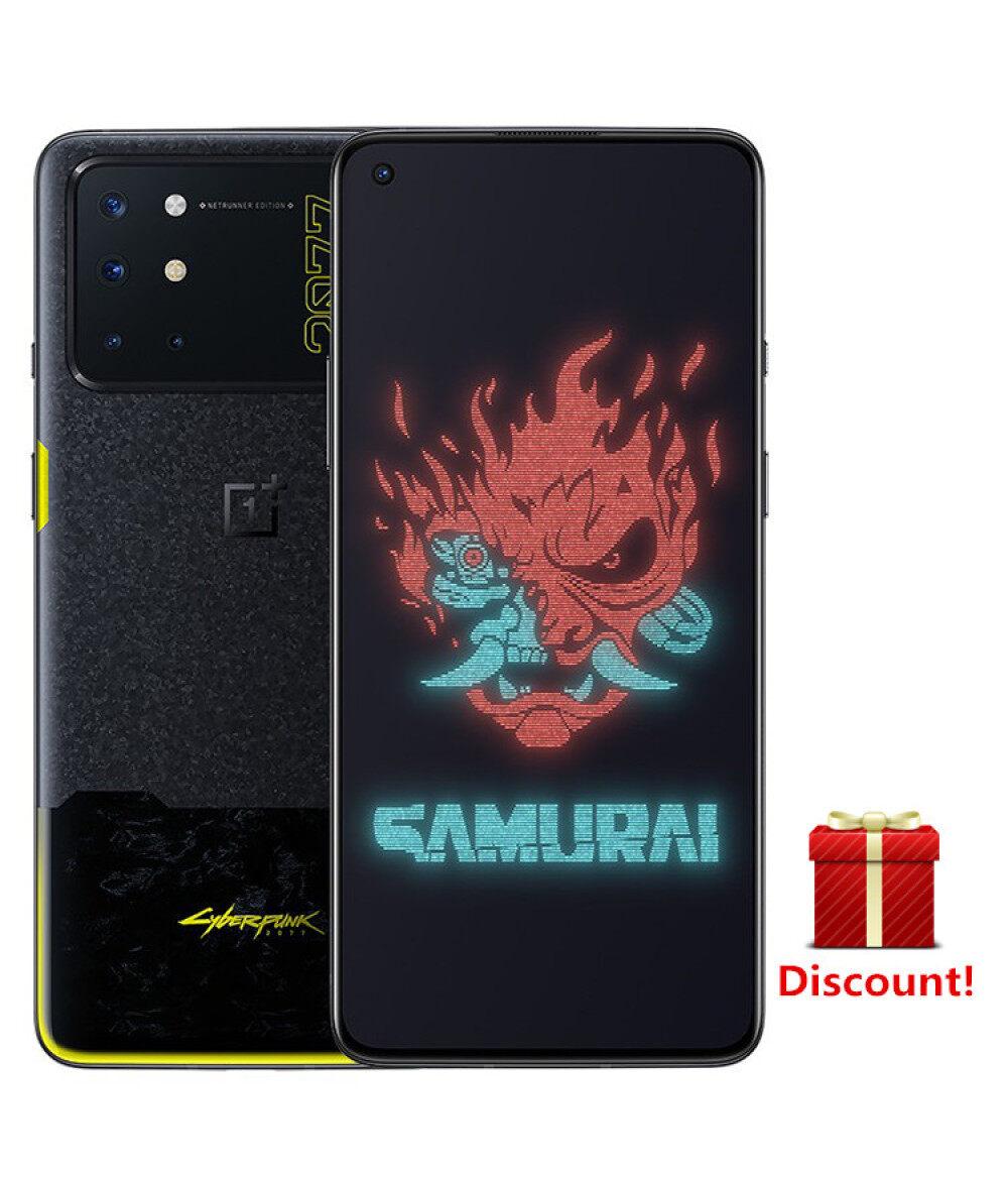 Оригинальный сотовый телефон 8G ограниченной серии Oneplus 2077T Cybarpunk 5