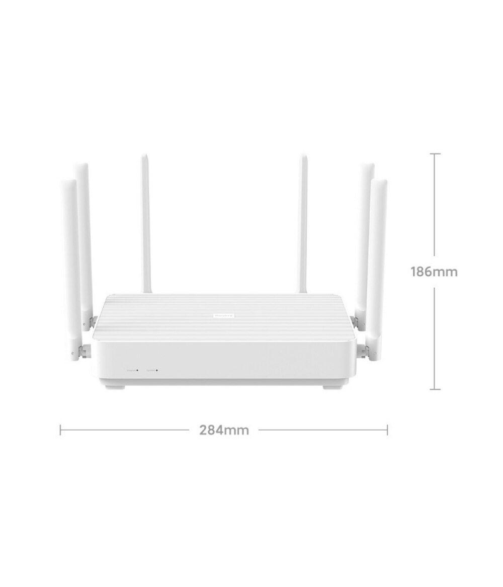NEW Xiaomi Redmi Router AX6 WiFi Wifi 6 6-Core 512M Memory Mesh Home IoT 6 Signal Amplifier 2.4G 5GHz 2+4 PA Auto Adapted Dual-Band OFDMA