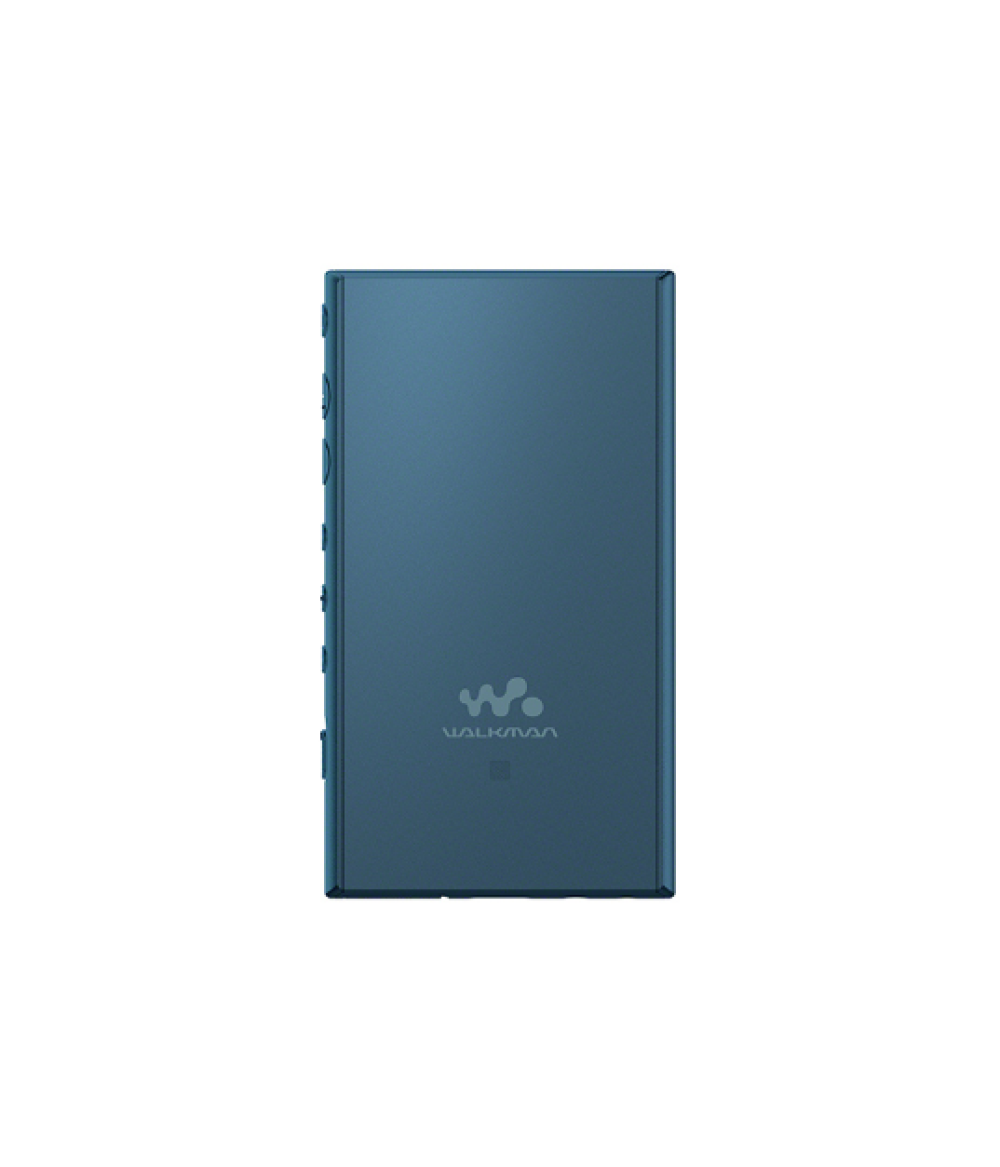 NW-A105HN Android high-resolution music player blue
