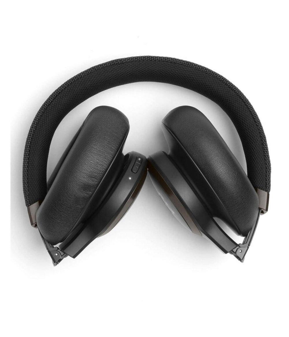 JBL LIVE650BTNC Active Noise Cancelling Headphones Smart Voice AI Wireless Bluetooth Headphones