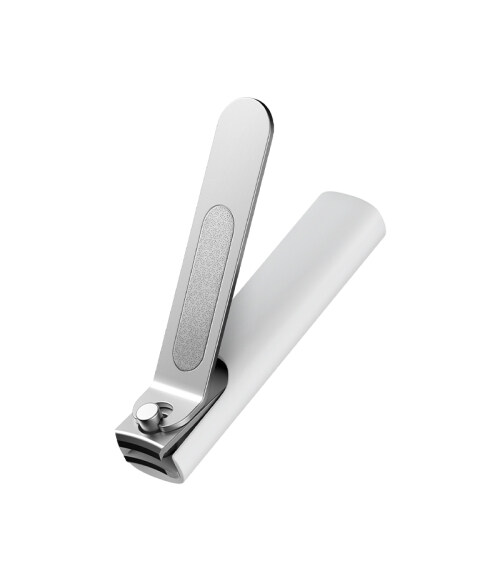 Original Xiaomi Mijia Stainless Steel Nail Clippers High-grade matte texture frustrated compact and portable