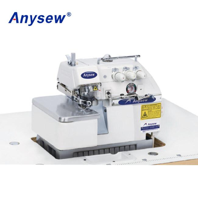 AS757 High Speed 5 Thread Overlock Sewing Machine Industrial Sewing Machine Overlock Stitch
